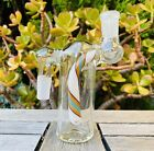 Glass Ash Catcher Colorful Downstem 14mm Female On the top to the Side