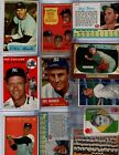 YANKEES CARDS 1961 1954 1955 1956 1957 1958 1959 1960 1962 1963 1964 to 1973