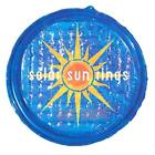 Solar Sun Rings 5ft Round Patterned