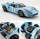 SHELBY COLLECTIBLE SC411 1966 FORD GT40 MKII KEN MILES 24HRS LeMANS DIECAST 118
