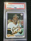 Top 10 Willie McCovey Cards 25