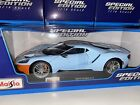 Maisto 118 Scale Special Edition Diecast Model Car 2019 Ford GT