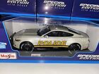 Maisto 118 Scale Special Edition Diecast Model Car 2015 Ford Mustang Police