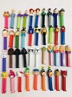 Huge Lot Of PEZ Characters Marvel Starwars Barbie Toy Story