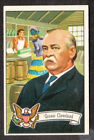 1956 Topps US Presidents Trading Cards 22