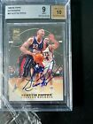 1999-00 Topps Scottie Pippen SP Topps Certified Autograph Beckett 9 -10 for Auto