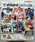 2020 Panini NFL Football Sticker Collection Sealed Box 250 Stickers and 50 Cards