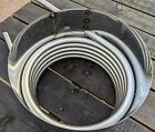 Water heater coil with fireguard hot tub outdoor pool stainless steel