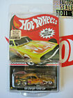 Hot Wheels 2011 Factory Set COLLECTOR EDITION MAIL IN 69 CHARGER FUNNY CAR