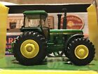 Ertl 1 64 John Deere 4450 FWA Authentics 6 Tractor Farm Toy Box Rubber Tires