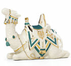 Lenox First Blessing Nativity Camel Figurine Laying Down Teal Trim 869930 New