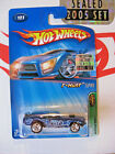 Hot Wheels 2005 RLC FACTORY SET TREASURE HUNT MUSTANG MACH 1 7 12 Real Riders
