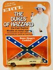 Vintage The Dukes of Hazzard Boss Hogg Cadillac NOS Unpunched Ertl 1 64 Diecast