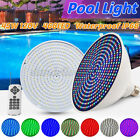 120V 45w LED Color Changing Swimming Pool Light Bulb with Remote Control US