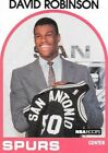 Salute to The Admiral! Top David Robinson Basketball Cards 20