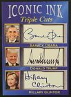 Hillary Clinton in 2016? Collectors Can Find Her Cards Now! 14