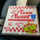 Funko Pop Toy Story Alien Glitter T shirt M Pizza Planet BoxLunch Exclusive 525