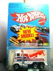 HOTWHEELSVINTAGE  1981 CARDED UNPUNCHED RIG WRECKER
