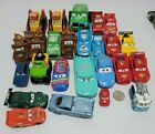 Huge Lot Of Disney Pixar Cars Die Cast Cars