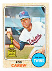 Top 10 Rod Carew Baseball Cards 30