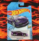 2019 Hot Wheels Porsche 911 GT3 RS Super Treasure Hunt w Protector Box Shipped