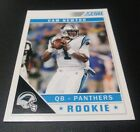 2011 Score Cam Newton Rookie Card #315 White Jersey Variation Panthers Patriots