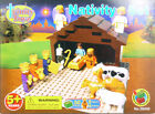 Trinity Toyz Nativity Building block set Imex 380003