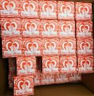 4 Boxes of 36 pcs Love Roses Glass Tube 144 total