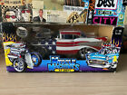 Muscle Machines 57 Chevy build it 1 18 and 1 64 scale Very Rare USA Print