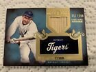 Ty Cobb 2011 TOPPS TIER ONE Game Used Bat DETROIT TIGERS 361 399 HOF 1 Of A Kind
