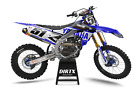 NEW DIRTX INDUSTRIES CUSTOM YAMAHA SIGNATURE GRAPHICS YZ YZF 65 85 125 250 450