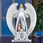 Angel Lighted Nativity Scene Christmas Decoration Christmas Tabletop Accent