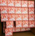 50 Boxes of 36 pcs Love Roses Glass Tube 1800 total