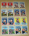 2016-17 Topps Garbage Pail Kids Disg-Race to the White House - Updated 15