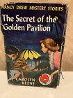 Nancy Drew The Secret of the Golden Pavilion by Carolyn Keene 1959 1st Edition