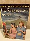 Nancy Drew 31 The Ringmasters Secret 1953 1st Edition Hardcover