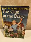 Nancy Drew 7 The Clue In The Diary 1962 1st Edition