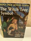 Nancy Drew 33 The Witch Tree Symbol 1st Edition 1955 Hardcover