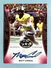 2018 Leaf Metal US Army All-American Bowl Football Cards - Trevor Lawrence Autographs 14