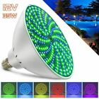 35W LED Pool Lights Bulb RGB MultiColored Changing Swimming Light Without Remote