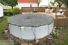 18 x 40 OVAL WINTER AG POOL COVER ARCTIC ARMOR GORILLA 20 Year 4 Overlap New
