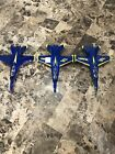 Blue Angels F 18 Diecast Bundle Fighter Jet Model 3