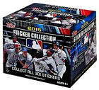 2015 Topps MLB Baseball Sticker Collection Unopened Box 50 Packs 400 Stickers