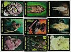 1964 Topps Monsters from Outer Limits Trading Cards 9