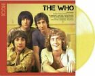 The Who LP Icon Exclusive Colored Vinyl Custard Yellow Brand New Sealed
