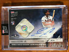 2018 Topps Now Ronald Acuna Jr RC Rookie Auto Autograph 49 Game Used Base