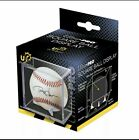 Ultra Pro UV Baseball Cube Holder with stand Display New Ball Cubes