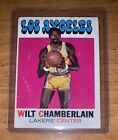 Wilt Chamberlain Cards and Autographed Memorabilia Guide 22