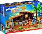 Playmobil 5588 Christmas Nativity Stable with Manger  9497 Three Wise Kings