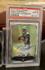 2014 Topps Chrome Football Rookie Autographs Guide 79
